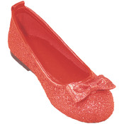 Ruby Slipper Small Child 3-4