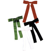 Mens Costume Western Tie - Green