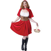 Red Riding Hood 2XL Women's Costume