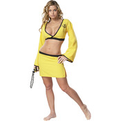 Naughty Ninja Yellow Small Wholesale Bulk