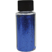 Glitter Morris Blue 7/8 Oz