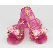 Costume Accessory: Barbie Shoes Deluxe Forever B Wholesale Bulk