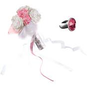 Costume Accessory: Barbie Bridal Set Forever Barb Wholesale Bulk