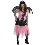 Graveyard Fairy Plus Size Women's Costume