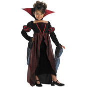Princess Vampira Child 7 To 8 Wholesale Bulk