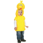 Big Bird Vest Halloween Costume  4 6