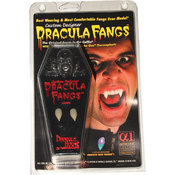Fangs Carded Vampire Coffin Wholesale Bulk