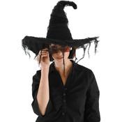 Costume Accessory: Grunge Witch Hat Wholesale Bulk