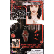 Costume Jewelry: Coffin Pendant Wholesale Bulk