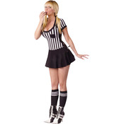 Racy Referee Adult 2-8