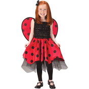 Ladybug Child 4 To 6 Wholesale Bulk