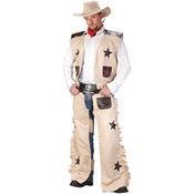 Cowboy Costume Adult Wholesale Bulk