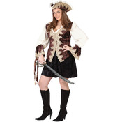 Wholesale Women's Pirate Costumes - Lady Pirates