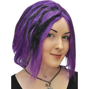 Wig Shag Purple Wholesale Bulk