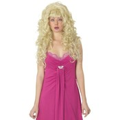 Baby Doll Wig Blonde Wholesale Bulk