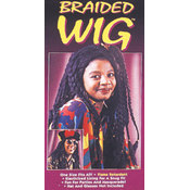 Braided Wig Black Wholesale Bulk