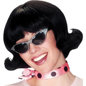 Grease Frenchy Wig Wholesale Bulk