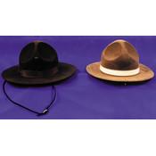 Costume Accessory: Campaign Hat Medium Wholesale Bulk