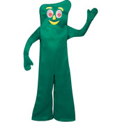 Gumby Adult Costume Wholesale Bulk