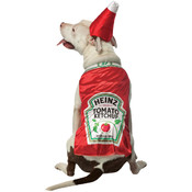 Pet Costume Heinz Ketchup Medium Wholesale Bulk