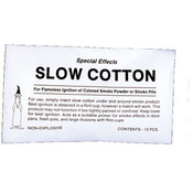 Flash Cotton Slow