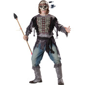 Spirit Warrior Men's Costume Small/Medium Wholesale Bulk