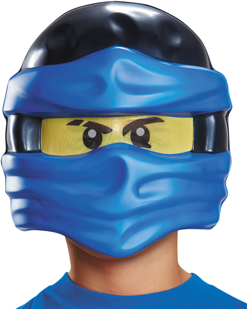 Costume Mask: Jay LEGO Child Mask [1998662]