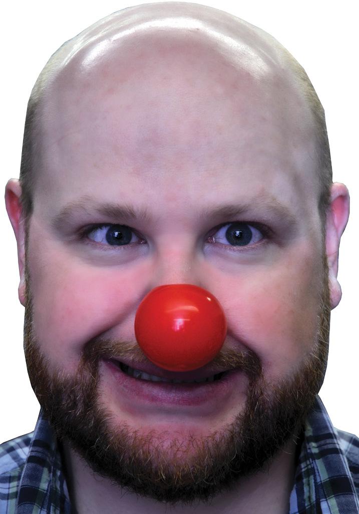 COSTUME Accessory: Clown Nose Plastic [1927249]