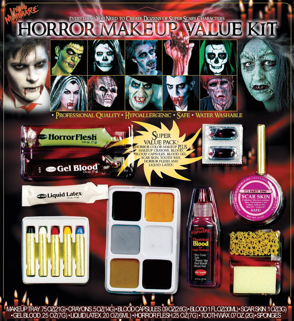 Wholesale Halloween Makeup - Wholesale Costume Makeup
