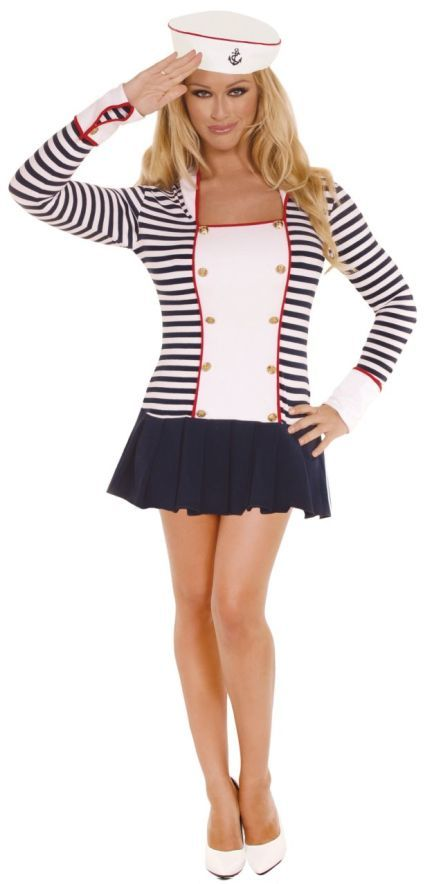 Wholesale Women's Sailor Costumes - Bulk Sailor Costumes