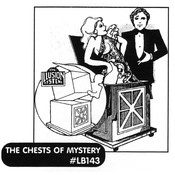 Chest Of Mystery Illusion Plan Wholesale Bulk