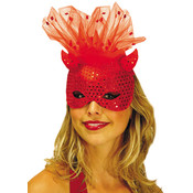 Devil Cocktail Hat Wholesale Bulk