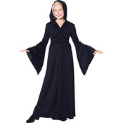 Robe Child Black Med Wholesale Bulk