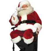 Santa Suit Crimson Imperial XL(Pack of 1)