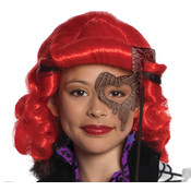 Girl's Costume Wig: Monster High- Operetta Wholesale Bulk