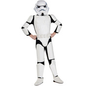 Deluxe Stormtrooper Boy's Costume- Medium Wholesale Bulk