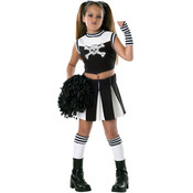 Girl's Costume: Bad Spirit- Large 12-14 Wholesale Bulk