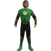 Green Lantern 'Kilowog' Boy's Costume- Small Wholesale Bulk