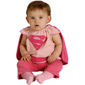 Supergirl Bib Infant