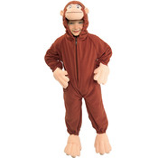 Curious George Child Costume- Small