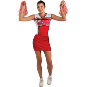 Glee Cheerios Cheerleader Teen Costume- Size 9