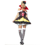 Queen Of Hearts 3Pc Medium