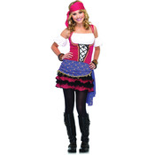 Crystal Bally Gypsy Teen Costume- Small/Medium