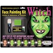 Witch Makeup Kit Wolfe Bros Wholesale Bulk