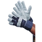Full Feature Gloves with Denim Cuff