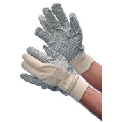 Ladies&#39;  8 oz Cotton Canvas Gloves