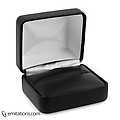 Wedding Ring Set Gift Box- Modern Items- Black