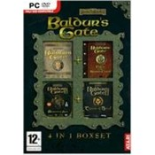 Baldurs Gate 4 In 1 Compilation