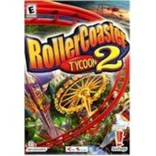 Roller Coaster Tycoon 2 (RETAIL BOX )