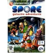 Spore Galactic Adventures Expansion